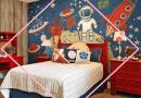 5 Ide Desain Bidang dalamnya Kamar Anak yang Menggemaskan
